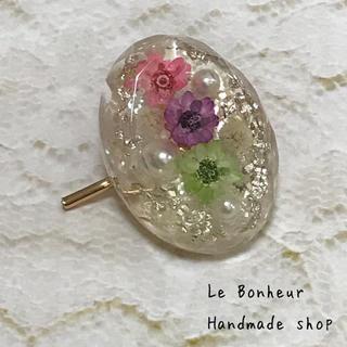 Iced flower ポニーフック ヘアカフス (その他)