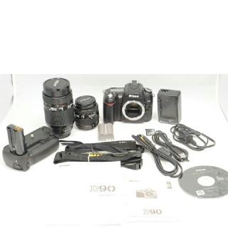 ニコン(Nikon)のニコン Nikon D90 AF NIKKOR 70-210mm 35-70mm(レンズ(ズーム))