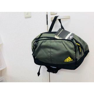 【新品未使用】adidas ボディバック/ウエストバック 男女兼用(ボディーバッグ)
