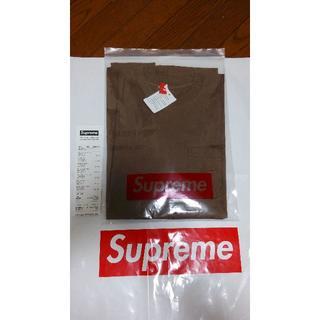 シュプリーム(Supreme)の新品 Supreme Overdyed Pocket Tee M(Tシャツ/カットソー(半袖/袖なし))