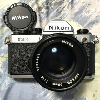 ニコン(Nikon)のNikon fm2(フィルムカメラ)