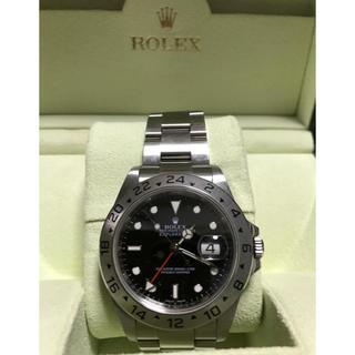 ロレックス(ROLEX)の正規品 ROLEX ロレックス エクスプローラⅡ②(腕時計(アナログ))