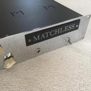 マッチレス プリアンプGPR-1(ギターアンプ)