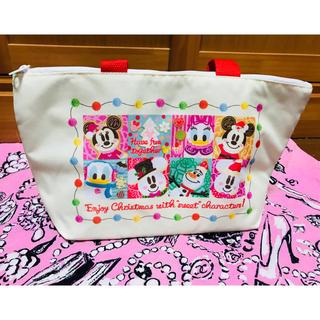 ディズニー(Disney)の新品♡未使用東京ディズニーリゾート 保冷バッグ ランチバッグ(弁当用品)