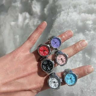 腕時計 指輪時計☆リングウォッチ(腕時計(アナログ))