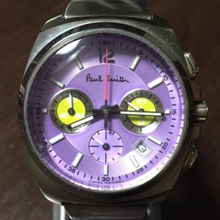 ポールスミス(Paul Smith)の【美品】Paul Smith WATCH ファイナルアイズ (腕時計(アナログ))