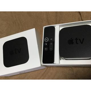 アップル(Apple)の送料無料☆AppleTV 第4世代  MR912J/A 保証付き 中古(その他)