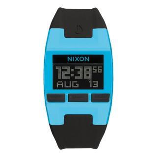 ニクソン(NIXON)の新品★NIXON ニクソン コンプS A336-955 ブルー(腕時計(デジタル))