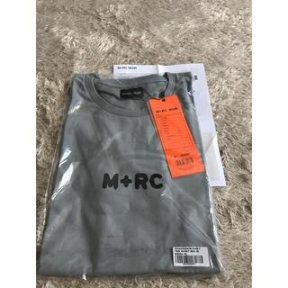 シュプリーム(Supreme)のXL M+RC NOIR mrcnoir  マルシェノア グレー  (Tシャツ/カットソー(半袖/袖なし))