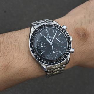 オメガ(OMEGA)の美品!オメガ スピードマスター 3510.50(腕時計(アナログ))