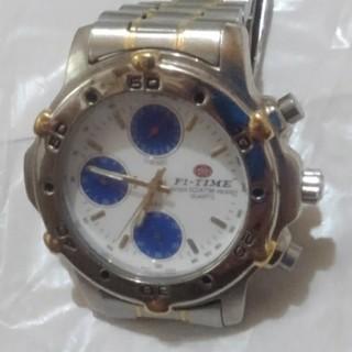 メンズクロノ防水腕時計(腕時計(アナログ))