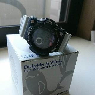 カシオ(CASIO)のGショック フロッグマン イルカクジラ2005(腕時計(デジタル))