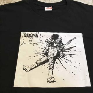 シュプリーム(Supreme)のSupreme×AKIRA Yamagata Tee 黒L(Tシャツ/カットソー(半袖/袖なし))