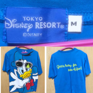 ディズニー(Disney)のドナルドサングラスTシャツ(Tシャツ(半袖/袖なし))