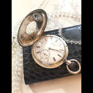 【JW Benson】懐中時計 ハンターケース WH-588(腕時計(アナログ))