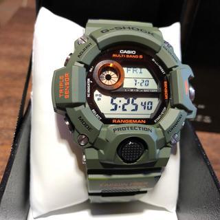 ジーショック(G-SHOCK)のSPECIAL COLOR GW-9400CMJ-3JR(腕時計(デジタル))