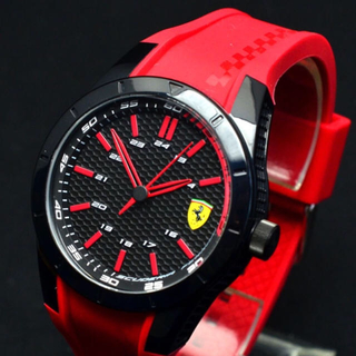 フェラーリ(Ferrari)のフェラーリ公式腕時計    SCUDERIA FERRARI(腕時計(アナログ))