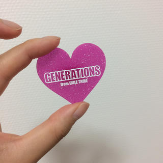 ジェネレーションズ(GENERATIONS)のGENERATIONS 指輪(ミュージシャン)
