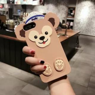 大人気♡ 【ダッフィー】 iPhoneケース 大人気 即購入OKです♡(モバイルケース/カバー)