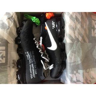 THE10 Nike off white vapor max(スニーカー)