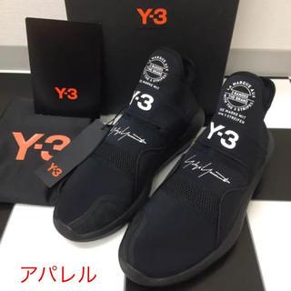 ワイスリー(Y-3)の新品 28cm Y-3 スベロウ ヨウジヤマモト ラフシモンズ  ブラック(スニーカー)