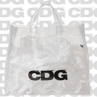コムデギャルソン(COMME des GARCONS)のCDG PVCトート(トートバッグ)