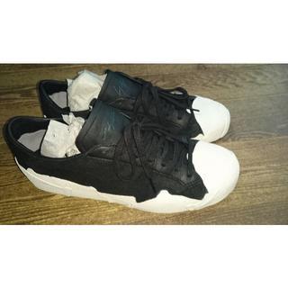 ヨウジヤマモト(Yohji Yamamoto)のYY TAKUSAN LOW BLA ヨウジ スニーカー 18ss 【美品】(スニーカー)