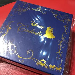 ディズニー(Disney)の【未開封】シンデレラ ガラスの靴 ディズニー(置物)