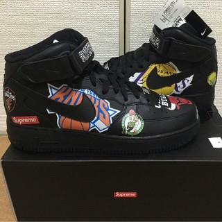 ナイキ(NIKE)のSupreme/Nike/NBA Teams Air Force 1(スニーカー)