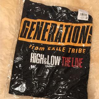 ジェネレーションズ(GENERATIONS)のGENERATIONS HiGH&LOW Tシャツ新品(国内アーティスト)