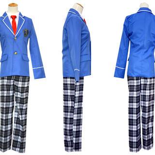 コスプレ 男子制服 ブレザー あんすた 衣装 コスチューム 3735-3736(衣装一式)