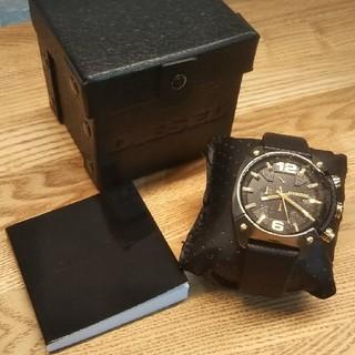 ディーゼル(DIESEL)の親品未使用品!ディーゼル腕時計DZ4375(腕時計(アナログ))