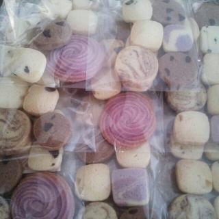 手作りクッキー詰め合わせMIX8袋(菓子/デザート)