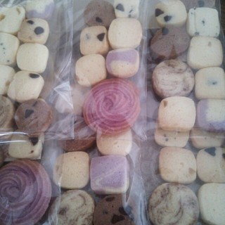 手作りクッキー詰め合わせMIX6袋(菓子/デザート)