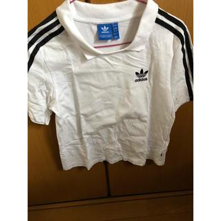 アディダス(adidas)の半袖シャツ(Tシャツ(半袖/袖なし))