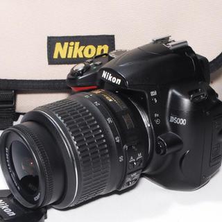 ニコン(Nikon)の❤️自撮りOK❤️Nikon D5000❤️レンズキット❤️(デジタル一眼)