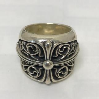 クロムハーツ(Chrome Hearts)の中古美品 クロムハーツ サイズ18(リング(指輪))