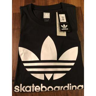 アディダス(adidas)の新品 adidas ロゴ Tシャツ(Tシャツ/カットソー(半袖/袖なし))