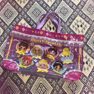 ディズニー(Disney)のディズニープリンセス プールバッグ(その他)
