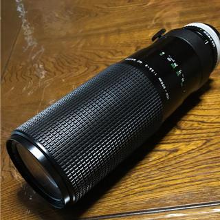 キヤノン(Canon)の100-500mm F5.6-8 MC MACRO CANON FDマウント(レンズ(ズーム))