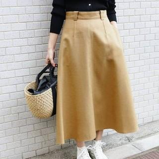 イエナ(IENA)の【22日迄】TAボンディングスカート(ロングスカート)
