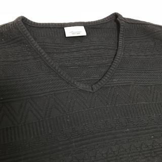 ティノラス(TENORAS)のティノラス メンズ Tシャツ Lサイズ 黒(Tシャツ/カットソー(半袖/袖なし))