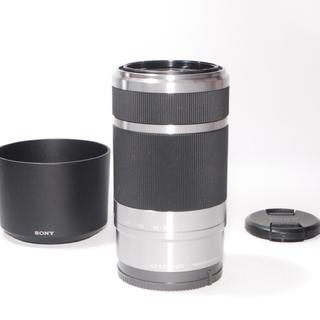 ソニー(SONY)の❤️極上品❤️SONY ソニー E 55-210mm F4.5-6.3 OSS(レンズ(ズーム))