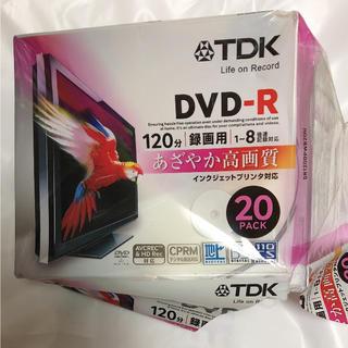 ティーディーケイ(TDK)の新品 tdk DVD-r 14枚入り(その他)
