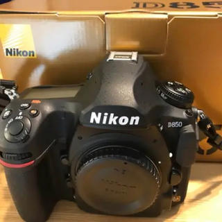 Nikon d850(デジタル一眼)