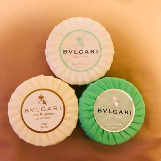 ブルガリ(BVLGARI)のブルガリ✨ソープ(ボディソープ / 石鹸)