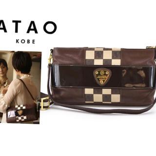 アタオ(ATAO)のアタオ 【ATAO】 帆布×牛革 3WAY ショルダーバッグ/Rafel (ショルダーバッグ)