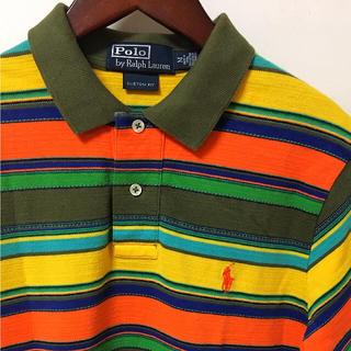 ラルフローレン(Ralph Lauren)の極美品 ラルフローレン  ポロシャツ サイズM ラコステ トミー(ポロシャツ)