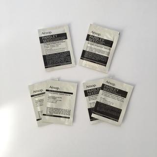 イソップ(Aesop)のAesop イソップ  サンプル 試供品 4種6点セット(サンプル/トライアルキット)
