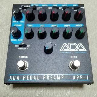 値下げ ADA PEDAL PREAMP APP-1 プリアンプ(エフェクター)